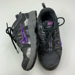 Nike Air Stoneshield Trail Shoes Size 8